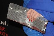 Kat Kramer Sequined Clutch