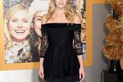 Greer Grammer Off-the-Shoulder Dress