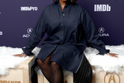 Alfre Woodard Shirtdress