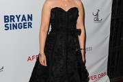 Yeardley Smith Little Black Dress