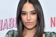 Chloe Bridges Mid-Length Bob