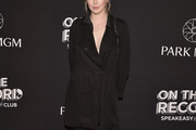 Ireland Baldwin Pea Coat
