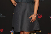 Debra Lee Knee Length Skirt