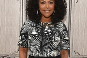 Lynn Whitfield Print Blouse