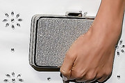 Cody Horn Beaded Clutch