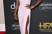 Cynthia Erivo Form-Fitting Dress