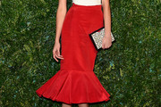 Tamsin Egerton Knee Length Skirt
