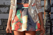 Coco Jones Mini Skirt