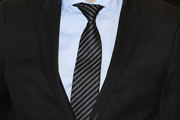 Sebastian Lelio Striped Tie