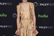 Tatiana Maslany Print Dress