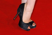 Julia Dietze Peep Toe Pumps