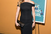 Connie Britton Off-the-Shoulder Dress