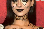 Victoria Justice Face Painting
