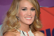 Carrie Underwood Long Curls