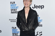 Annette Bening Leather Jacket