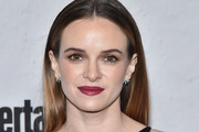 Danielle Panabaker Long Straight Cut