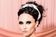 Stacey Bendet Braided Updo