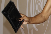 Barbara Becker Leather Clutch