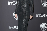 Debra Messing Sequin Dress