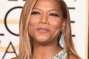 Queen Latifah Medium Straight Cut