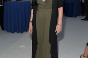 Pauley Perrette Maxi Dress