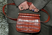 January Jones Leather Purse