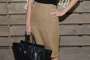 Audrey Gelman Pencil Skirt