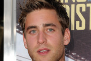 Oliver Jackson-Cohen Spiked Hair