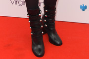 Princess Beatrice Mid-Calf Boots