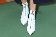 Millie Bobby Brown Ankle Boots
