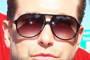 Stephen Baldwin Aviator Sunglasses