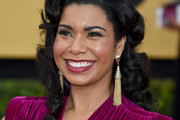 Jessica Pimentel Long Curls