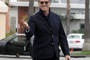 Pierce Brosnan Fitted Jacket