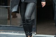Jessica Simpson Leather Pants