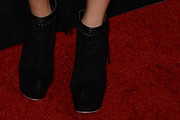 Cassie Scerbo Ankle Boots