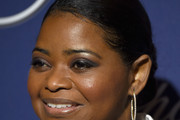 Octavia Spencer Chignon