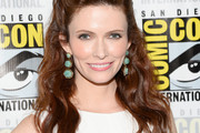 Bitsie Tulloch Half Up Half Down