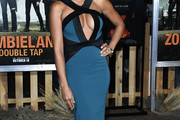 Dania Ramirez Cutout Dress