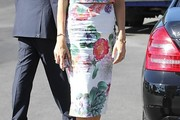 Giuliana Rancic Pencil Skirt