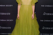 Keira Knightley Princess Gown