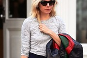 Sienna Miller Long Sleeve T-Shirt