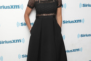 Melissa Gorga Little Black Dress