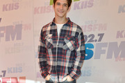 Tyler Posey Button Down Shirt