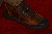 Cameron Monaghan Leather Lace-ups