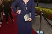 Michelle Trachtenberg Wrap Dress