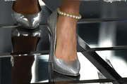Lindsey Wixson Evening Pumps
