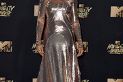 Taraji P. Henson Sequin Dress