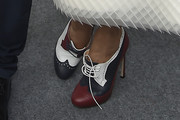 Ulyana Sergeenko High Heel Oxfords