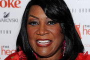 Patti LaBelle Medium Straight Cut with Bangs