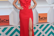 Jana Kramer Halter Dress